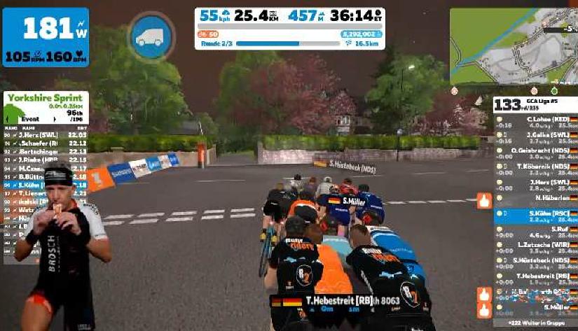 GCA Liga – Race 5
