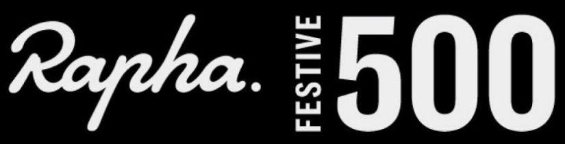 Rapha #Festive500 Tagebuch