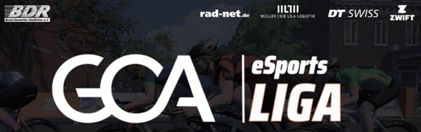 GCA eSports Liga 2021 – Race 1