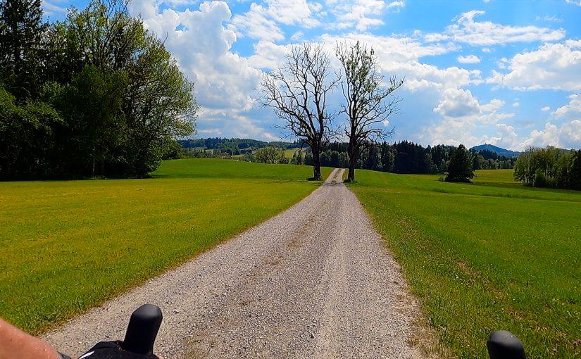 Die schönste Gravel-Bike-Runde von Kempten nach Oberschwaben